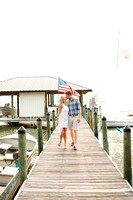 Hollie and William : Orange Beach Engagement Session