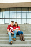 Tara and Zac : Tuscaloosa Engagement Session