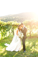Tatum Langlais and George Katergaris Wedding Preview